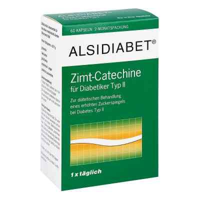 Alsidiabet Zimt Catechine für Diab.Typ Ii Kapseln  bei apo.com bestellen