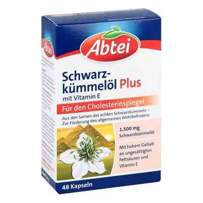 Abtei Schwarzkümmelöl Plus Kapseln  bei apotheke-online.de bestellen