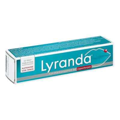 Lyranda Kautabletten  bei vitaapotheke.eu bestellen