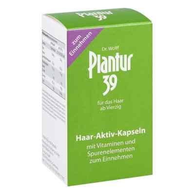 Plantur 39 Haar Aktiv Kapseln  bei apotheke-online.de bestellen