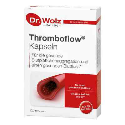 Thromboflow Kapseln Doktor wolz  bei apo.com bestellen