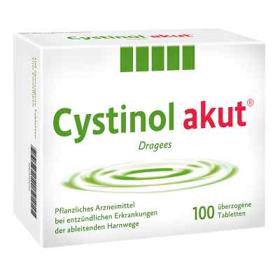 Cystinol akut Dragees  bei vitaapotheke.eu bestellen