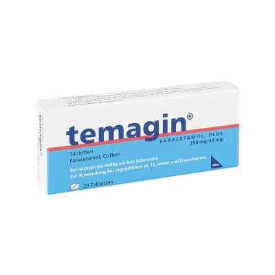 Temagin Paracetamol plus  bei apotheke-online.de bestellen