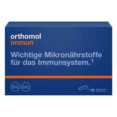 Orthomol Immun Direktgranulat Orange  bei vitaapotheke.eu bestellen