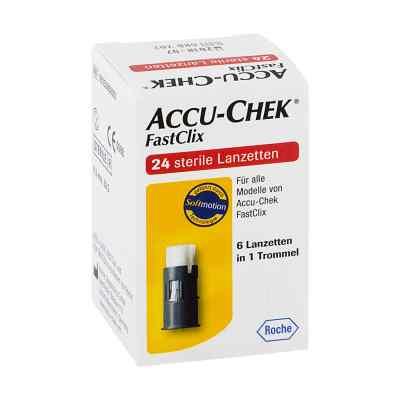 Accu Chek Fastclix Lanzetten  bei apotheke-online.de bestellen