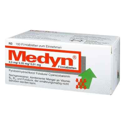 Medyn Filmtabletten  bei apo.com bestellen