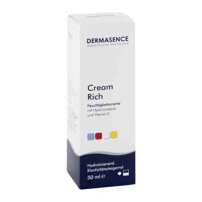 dermasence cream rich 50 ml g nstig bei. Black Bedroom Furniture Sets. Home Design Ideas