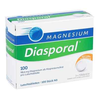 Magnesium Diasporal 100 Lutschtabletten  bei apo.com bestellen