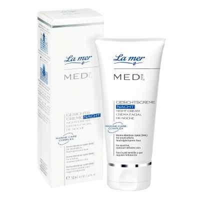La Mer Med Neu Gesichtscreme Nacht ohne Parfüm  bei apo.com bestellen