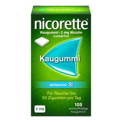 Nicorette 2mg whitemint  bei apotheke-online.de bestellen