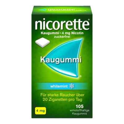 Nicorette 4mg whitemint  bei vitaapotheke.eu bestellen