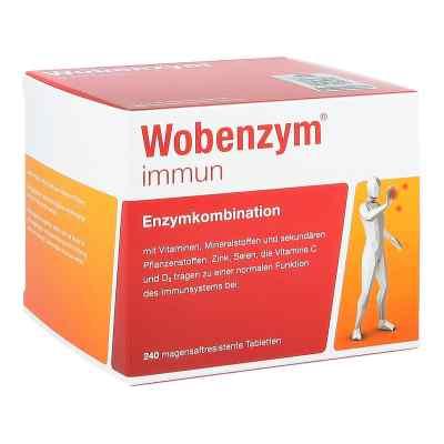 Wobenzym immun Tabletten  bei vitaapotheke.eu bestellen