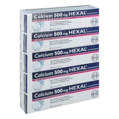 Calcium 500mg HEXAL  bei apotheke-online.de bestellen