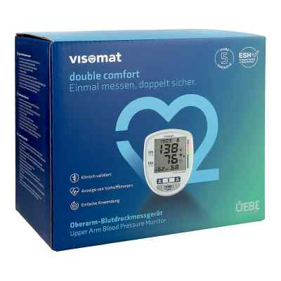 Visomat double comfort Oberarm Blutdruckmessger.  bei apo.com bestellen