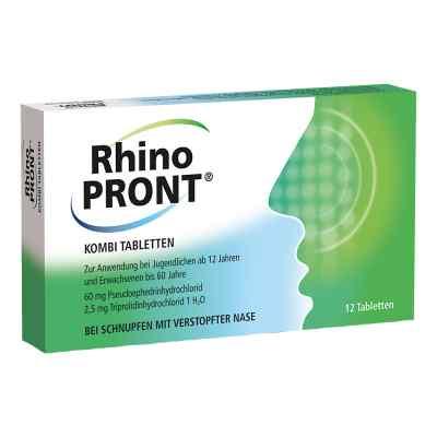 Rhinopront Kombi Tabletten  bei apotheke-online.de bestellen