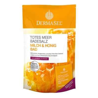 Dermasel Totes Meer Badesalz+milch&honig Spa  bei apo.com bestellen