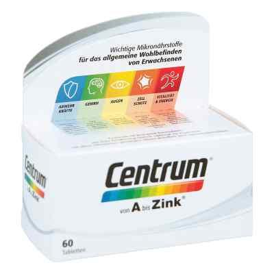 Centrum A-zink+floraglo Lutein Caplette  bei apotheke-online.de bestellen