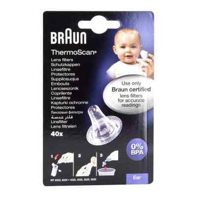Braun Thermoscan Schutzkappen Lf 40  bei vitaapotheke.eu bestellen