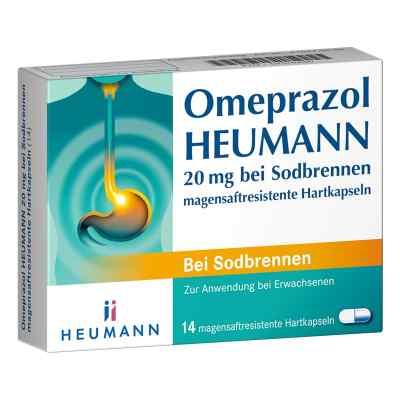 Omeprazol Heumann 20mg bei Sodbrennen  bei vitaapotheke.eu bestellen
