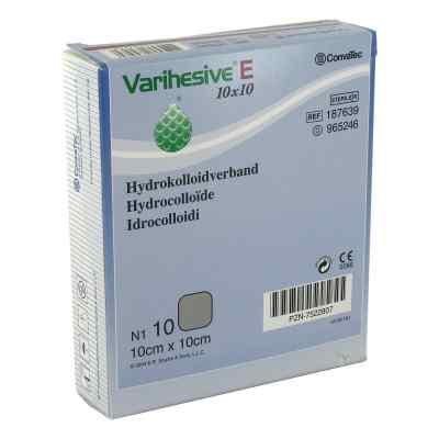 Varihesive E 10x10 cm Hkv hydroaktiv  bei apo.com bestellen