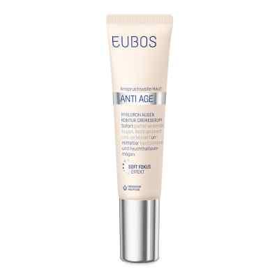 Eubos Sensitive Hyaluron Augen Kontur Cremeserum  bei apo.com bestellen