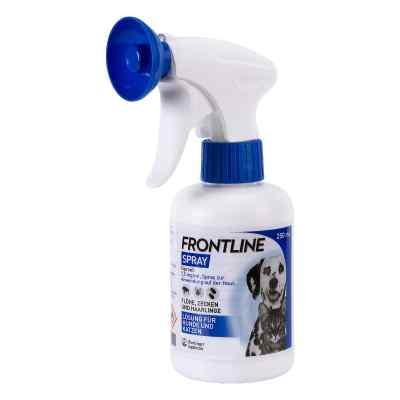 Frontline veterinär Spray Hund und Katze  bei apo.com bestellen