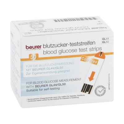 Beurer Gl44/gl50 Teststreifen  bei apo.com bestellen