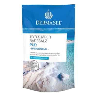 Dermasel Totes Meer Badesalz Pur  bei vitaapotheke.eu bestellen