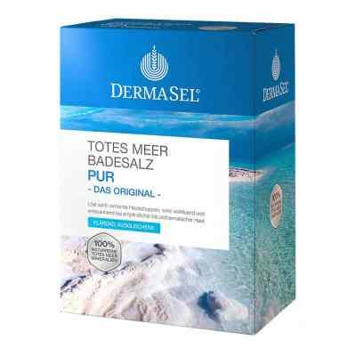Dermasel Totes Meer Badesalz Pur  bei apotheke-online.de bestellen