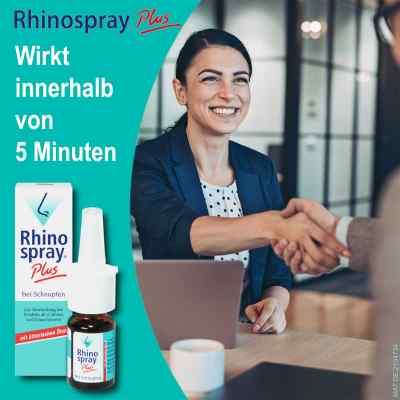 Rhinospray Plus bei Schnupfen Nasenspray  bei apo.com bestellen