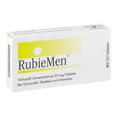 RubieMen  bei apo.com bestellen