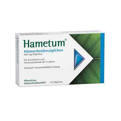 Hametum Hämorrhoidenzäpfchen  bei apo.com bestellen