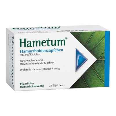 Hametum Hämorrhoidenzäpfchen  bei apotheke-online.de bestellen