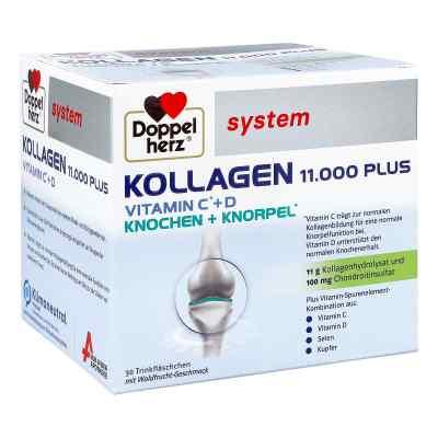 Doppelherz Kollagen 11000 Plus system Ampullen  bei apotheke-online.de bestellen