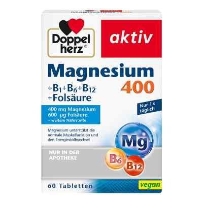 Doppelherz Magnesium 400 mg Tabletten  bei apo.com bestellen