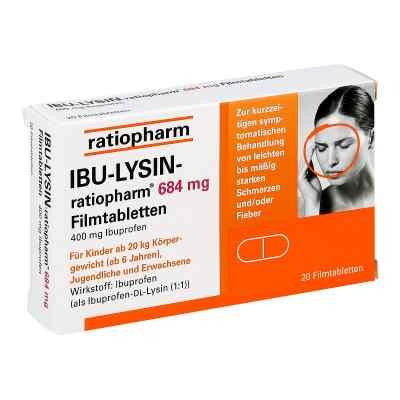 IBU-LYSIN-ratiopharm 684mg  bei apotheke-online.de bestellen