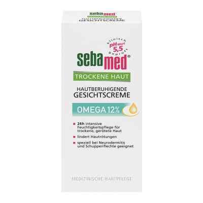 Sebamed Trockene Haut Omega 12% Gesichtscreme  bei apotheke-online.de bestellen