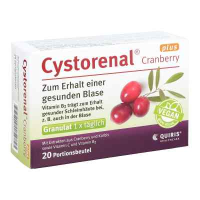 Cystorenal Cranberry plus  bei apo.com bestellen
