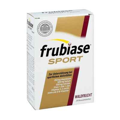 Frubiase Sport Brausetabletten Waldfrucht  bei apotheke-online.de bestellen