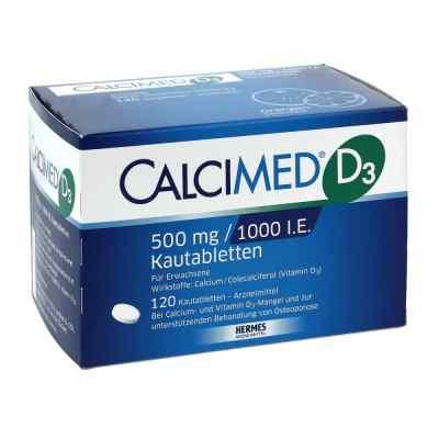 Calcimed D3 500mg/1000 I.E.  bei apo.com bestellen