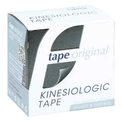 Kinesio Tape Original schwarz Kinesiologic  bei apo.com bestellen