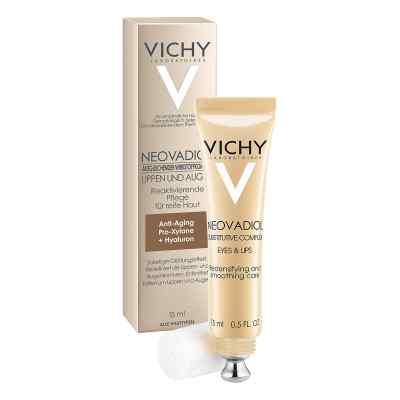 Vichy Neovadiol Gf Konturen Lippen und Augen Creme  bei apotheke-online.de bestellen