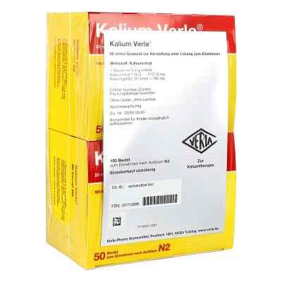 Kalium Verla Granulat Beutel  bei apo.com bestellen