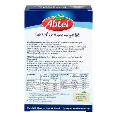 Abtei Kieselerde Plus Biotin Depot Tabletten  bei apo.com bestellen