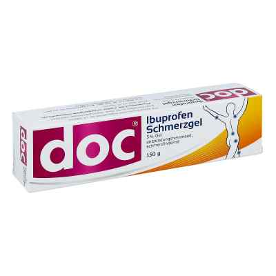 Doc Ibuprofen Schmerzgel 5%  bei apotheke-online.de bestellen