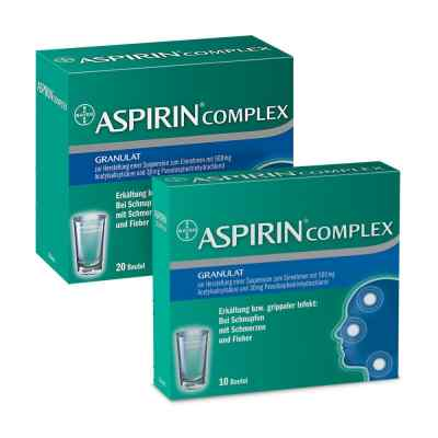 Aspirin Complex Granulat Sparpaket  bei apotheke-online.de bestellen