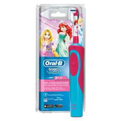 Oral-B Stages Power Kids Elektrische Zahnbürste Princess  bei apo.com bestellen