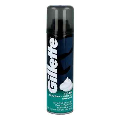 Gillette Rasierschaum für empfindliche Haut  bei vitaapotheke.eu bestellen
