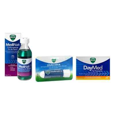 Wick MediNait, DayMed und Inhalierstift N Set  bei apotheke-online.de bestellen