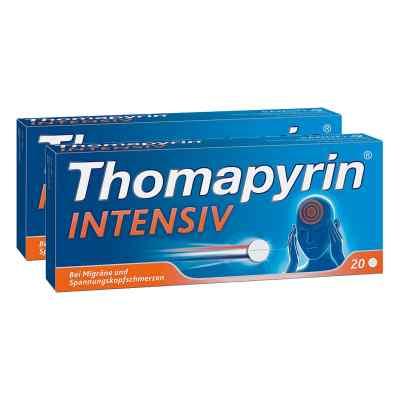 Thomapyrin INTENSIV bei Migräne & Kopfschmerzen  bei apo.com bestellen
